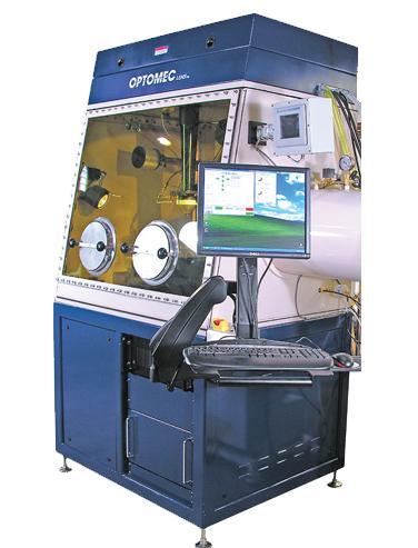 optomec lens 7 3d printing industry