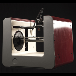 origin 3D printer on kickstarter