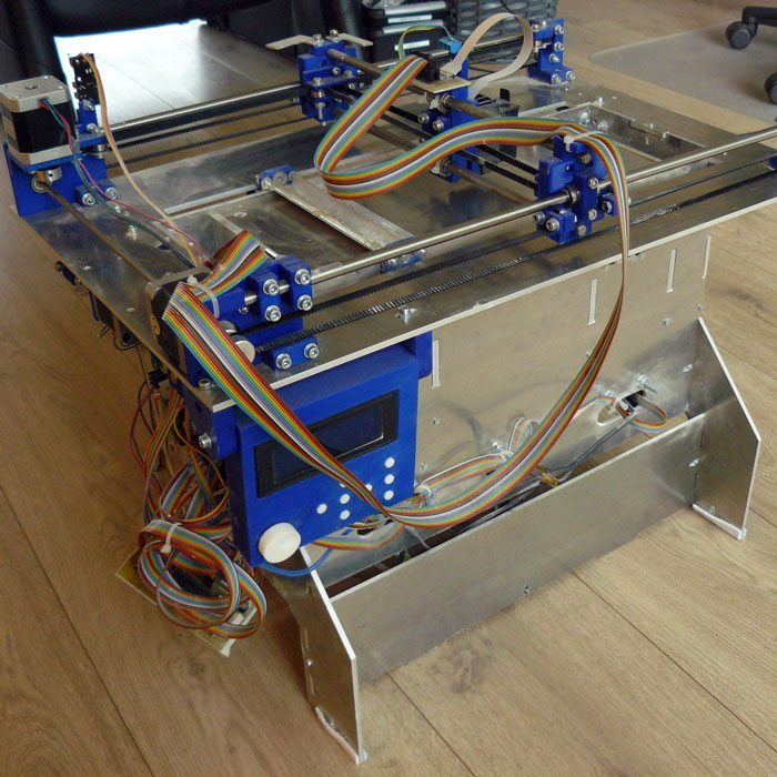 Build Your Own Ink Jet 3d Printer 3d Printing Industry