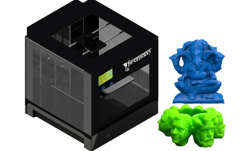 pramaan 3d printer