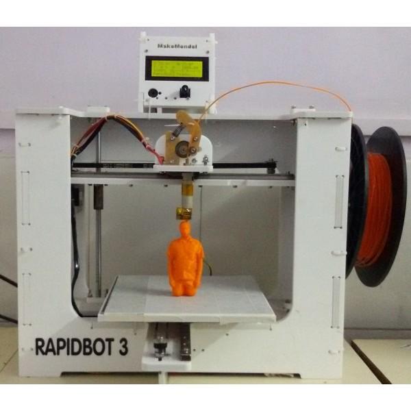 rapidbot 3d printer