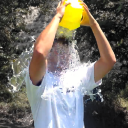 robo3D desktop 3D printer ceo takes the ice bucket challenge