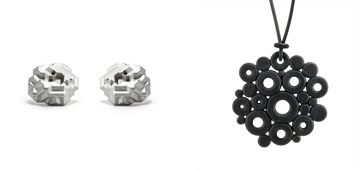 Stilnest 3D Printed Jewellery Strikes Gold - 3D Printing