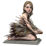 van straaten porcupine cad 3d printing