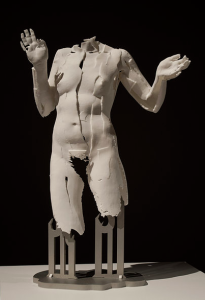 woman movinghands fragmented bodies 3d printing industry