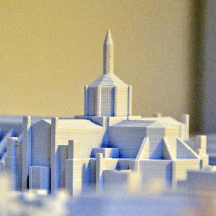 3D Printed Milan