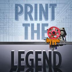 3D print the legend on netflix