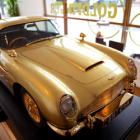 3D Printed, Not Milled: Celebrating Goldfinger with a Gold Plated Aston Martin