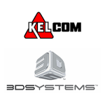 3d Systems kelcom 3d printing industry feature