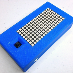 3d printed tetris pieces from adafruit feature