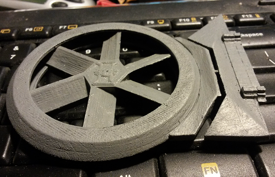 3D Printed Warhammer 40K Model Parts - 3D Printing Industry