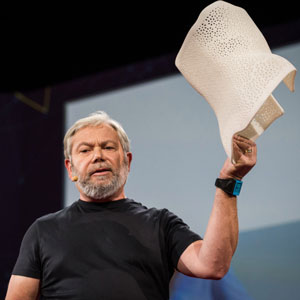 Avi Reichental's TED Talk: What's next in 3D printing