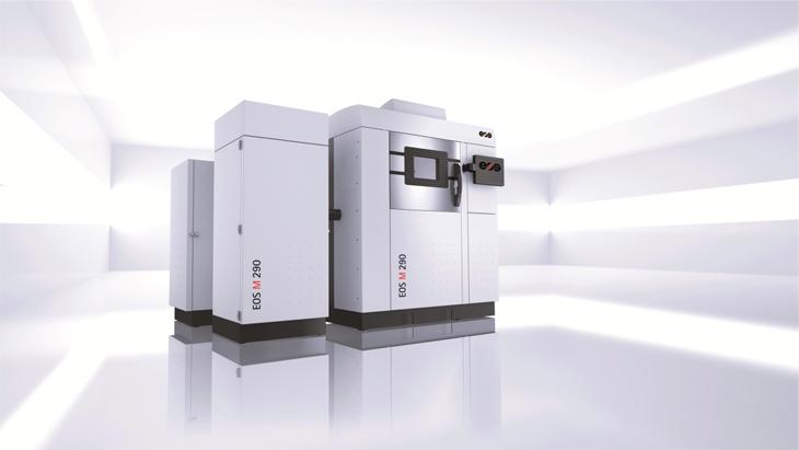 EOS M 290 3D Printer
