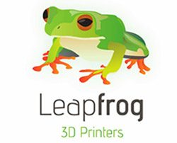 Leapfrog 3D printer logo 3d printing industry feature