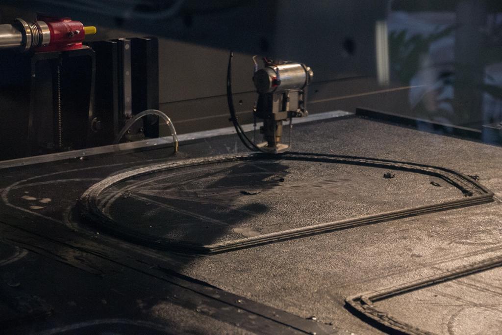 Local Motors 3D Prints Car Drives at IMTS