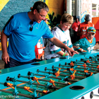 3D Printing Dolphins for the Miami Dolphins' Record-breaking Foosball Table