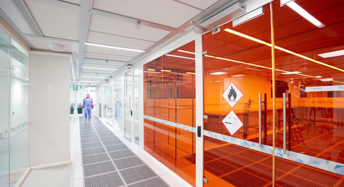 RMIT's new nano scale 3D printing facility