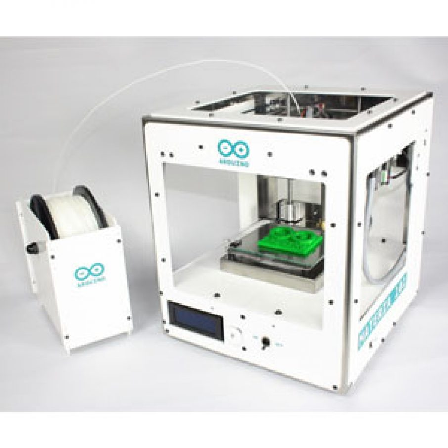 Arduino and sharebot are launching a new d printer