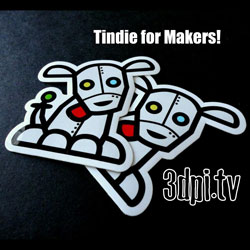 Tindie Maker 3D Printing