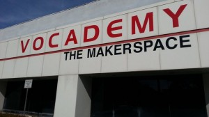 vocademy makerspace 3d printing