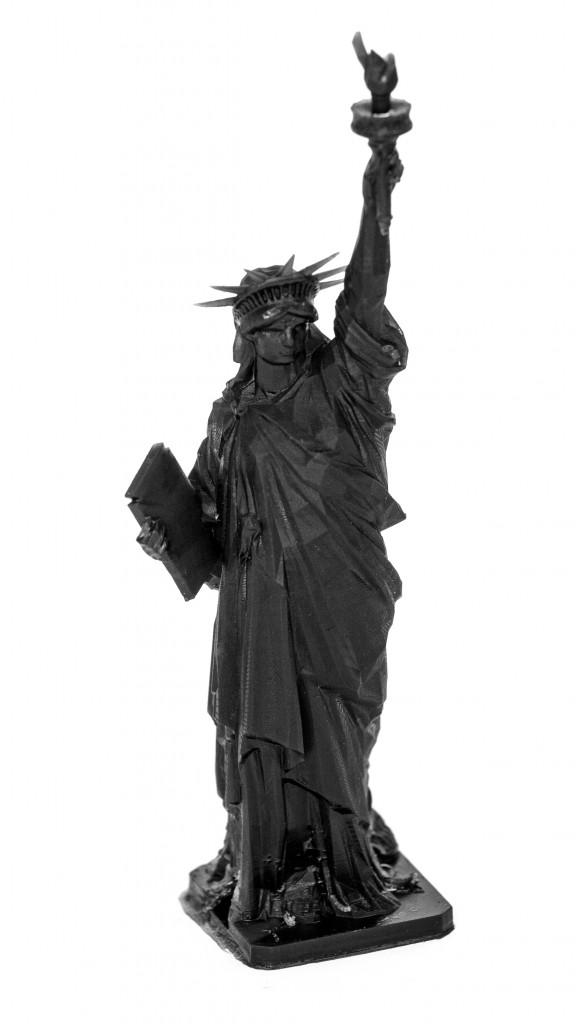 autodesk statue 3d printing