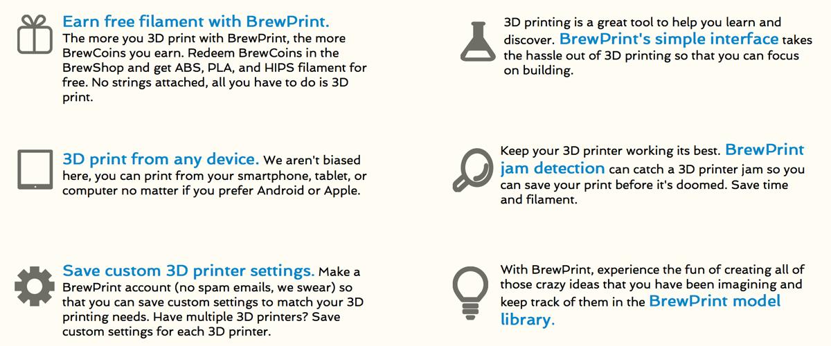 BrewPrint Gamifies 3DP w/ Ecosystem - 3D Printing Industry