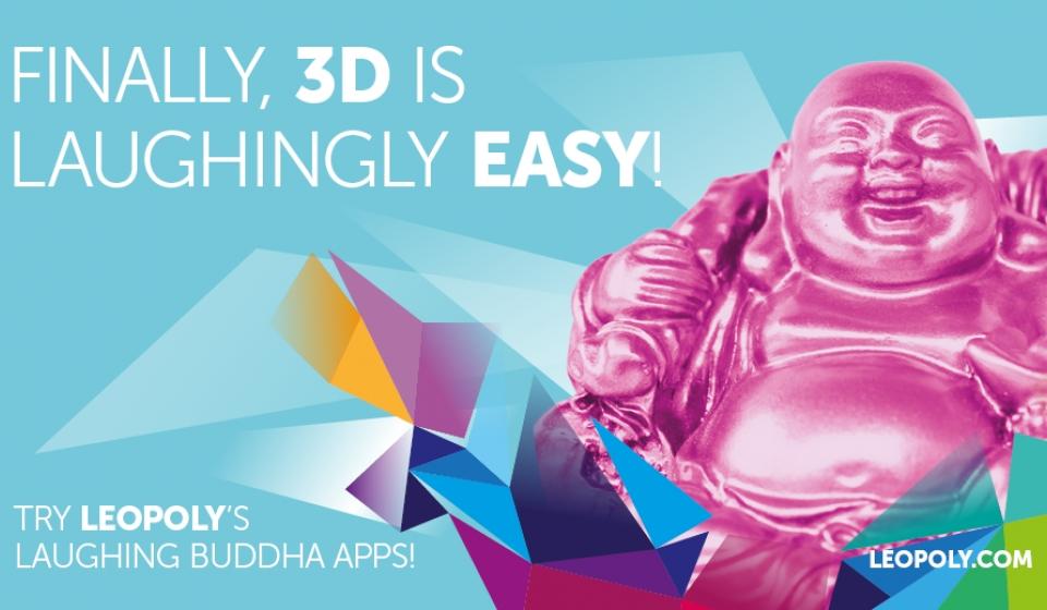 buddha promo leopoly 3d printing