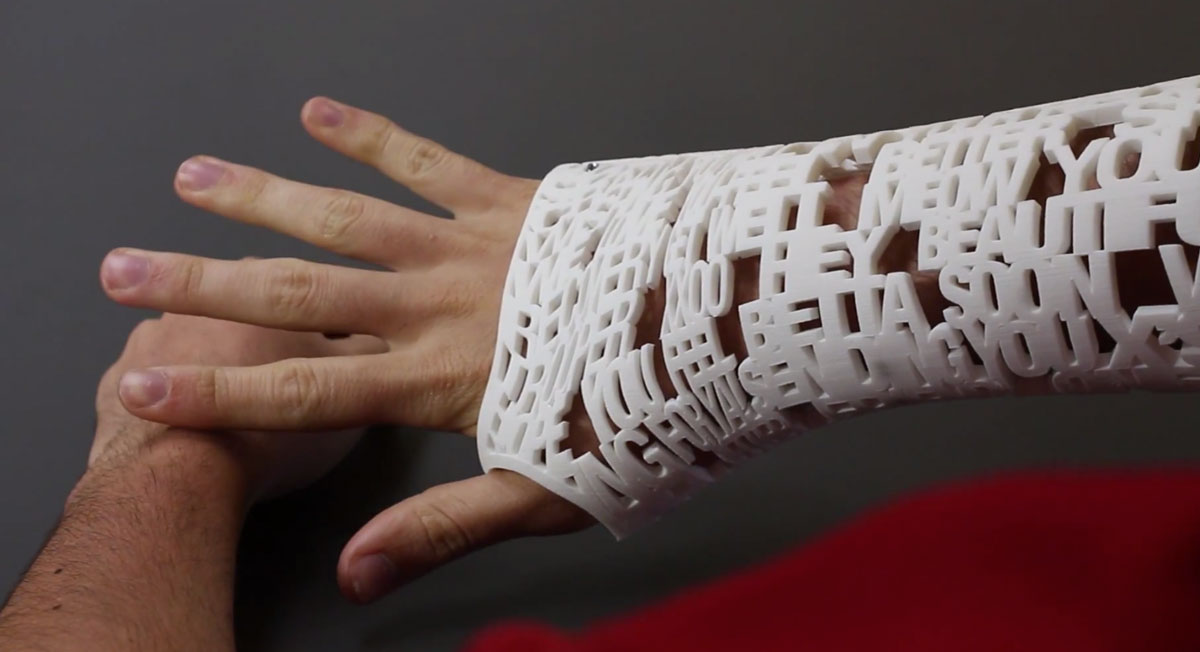 cast 3D printing studio fathom