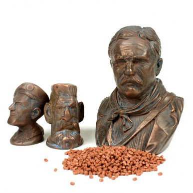 copperFill colorfabb 3dprinting