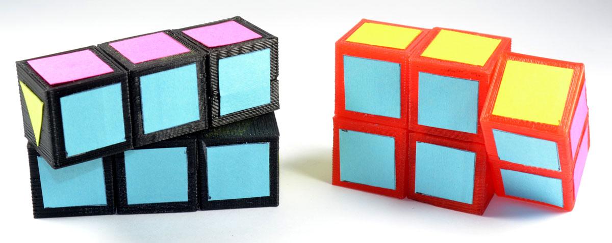 cube close 3d printing