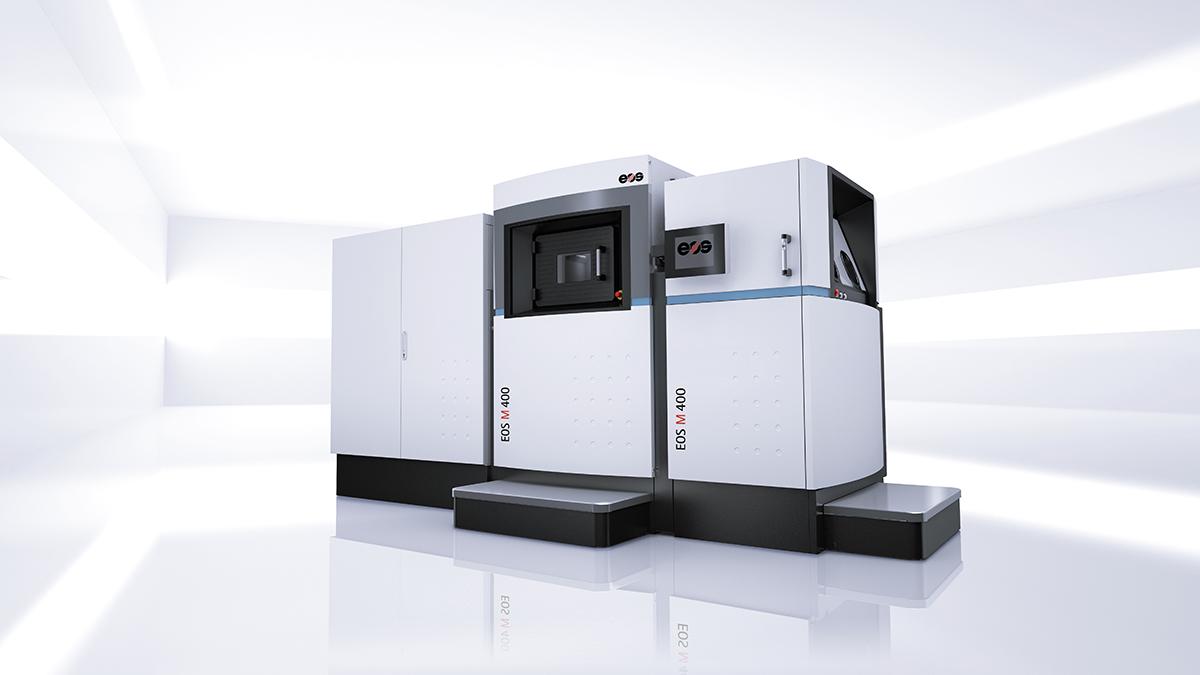 eos 3d printer  plasma partnership 3d printing industry