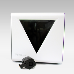 fabtotum hybrid 3D printing 3D scanning milling device