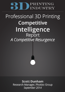 3d printing finance report