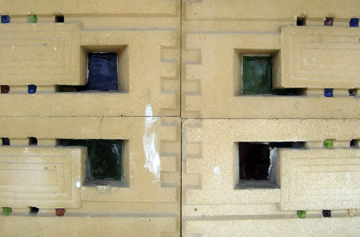 frank lloyd wright damaged chapel brick 3d printing industry