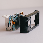 Frankencamera Lives! 3D Printing Jolts Konica Back to Capture Life
