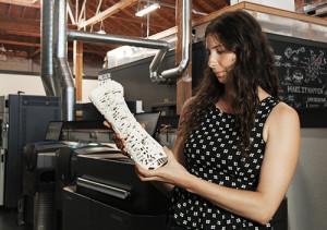hash cast decapri 3d printing