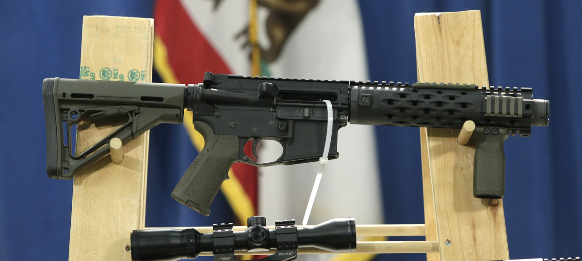 homemade assault rifle for SB808 on 3D printed guns