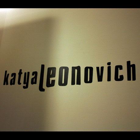 katya leonovich 3d printing fashion