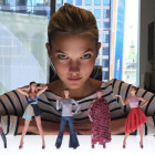 100,000 Miles, 80 Days, Beautiful Shots: No Sweat for a 3D Printed Karlie Kloss
