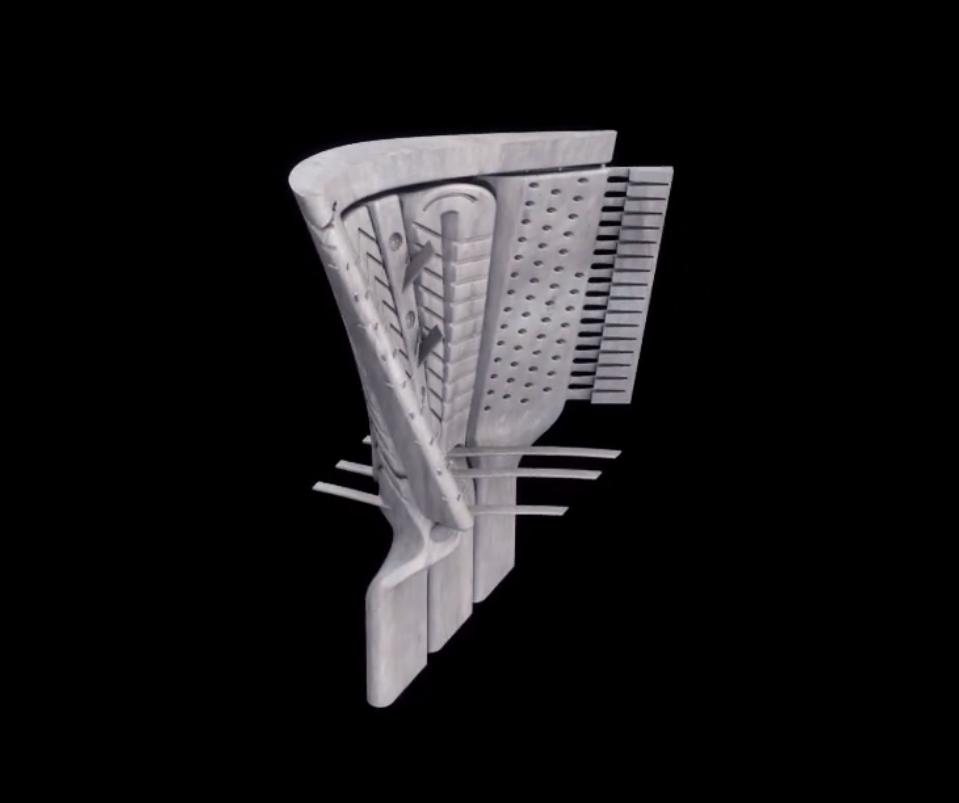 LAMP 3D Printing Process