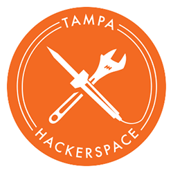 Tampa Hackerspace logo 3d printing industry feature