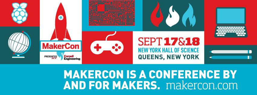 makercon new york 3d printing conference