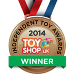 makies 3D printed dolls receive bronze medal from independent toy awards