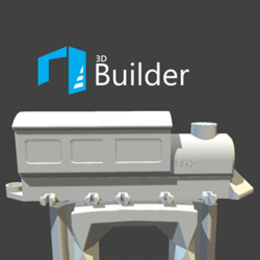 Microsoft 39 S 3D Builder W Cloud Printing 3D Printing Industry
