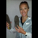 paula radcliffe 3d printing insoles