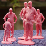 port examples 3d printed figures feature