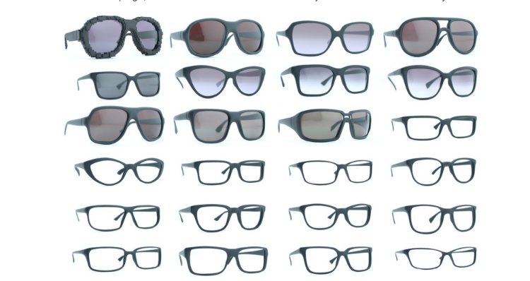 8820f9bcbb Closer Look at 3DP Eyewear Business - 3D Printing Industry