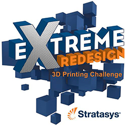 Get Submitting — 11th Extreme Redesign 3D Printing Challenge is Go!