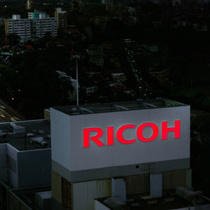 ricoh 3d printing europe