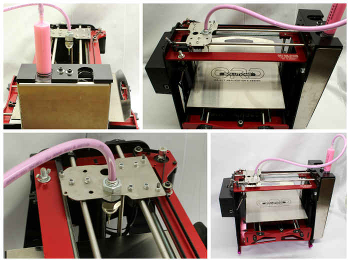 rova 3D paste printer specs from ord solutions